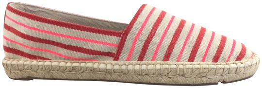 Preload https://img-static.tradesy.com/item/13930870/tory-burch-red-and-tan-slip-on-striped-espadrille-flats-size-us-75-regular-m-b-0-3-540-540.jpg