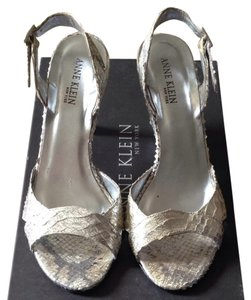Anne Klein Silver Formal