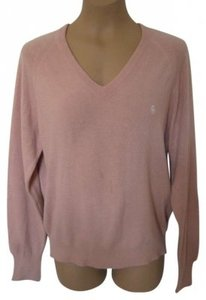 Dior Christian Cashmere Oversized Vintage Paris V Neck Sweater