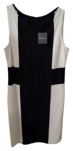 St. John #nwt Sleeveless Stretch Dress