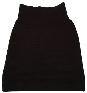 Love Culture Skirt Black