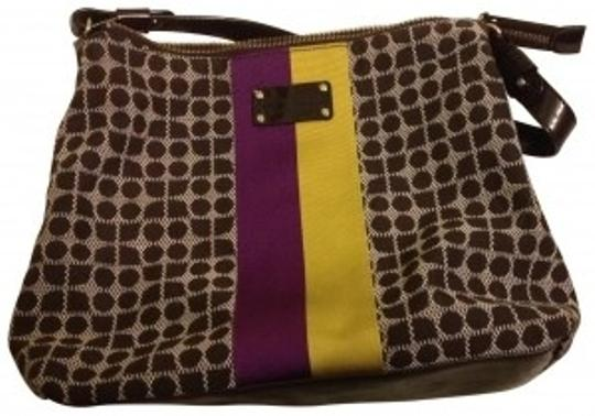 Preload https://img-static.tradesy.com/item/139351/kate-spade-classic-noel-serena-hobo-brown-purple-yellow-shoulder-bag-0-0-540-540.jpg