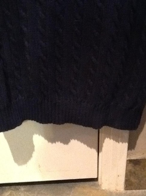 Lauren Ralph Lauren Cable Warm 3/4 Length Fall Comfortable Casual Sporty Sweater