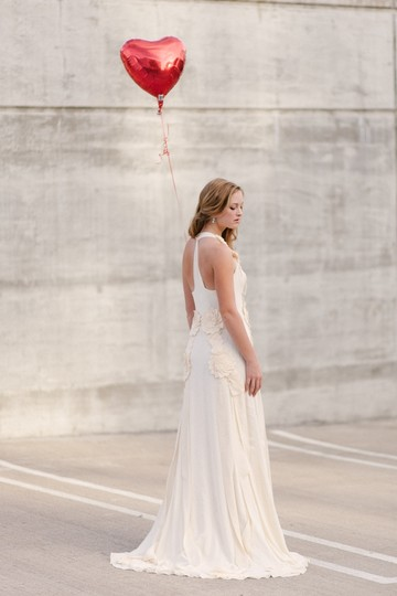 BHLDN Avante-garde Wedding Dress