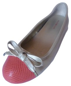 Bandolino Leather Ballet Multi Flats