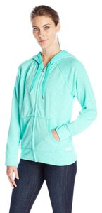 Calvin Klein Calvin Klein Performance Women's French Terry Hooded Jacket Spearmint XS