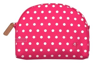 Ralph Lauren Pink/ White Polka Dot Make-Up