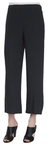 Eileen Fisher Capri/Cropped Pants Black