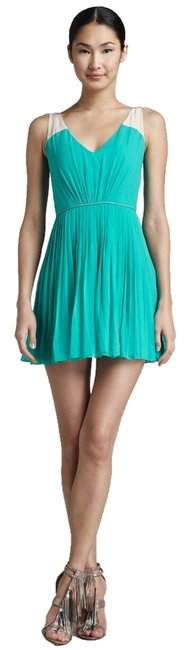 Erin Fetherston short dress Erin Fetherston Aqua on Tradesy