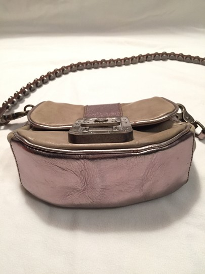 Diesel Leather Shoulder Bag