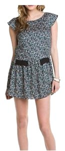 BCBGeneration short dress Multi Shift on Tradesy