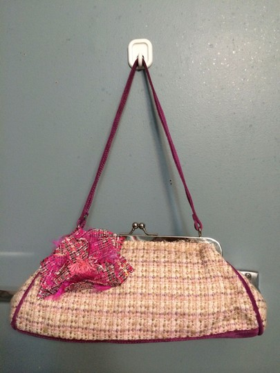 Other Pink Clutch