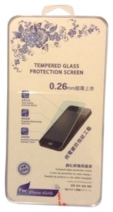 Other Tempered Glass Screen Protector For iPhone 4S/4G