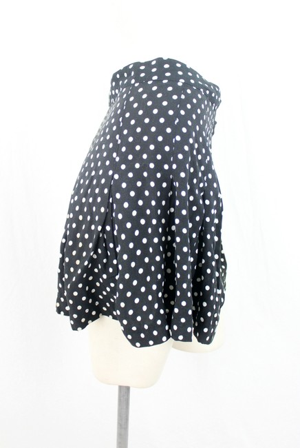 Forever 21 Mini Skirt Black & White