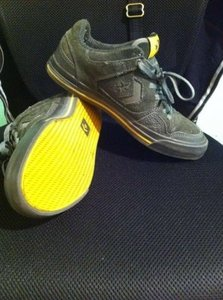 Converse Grey/Yellow Athletic