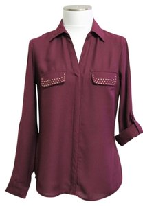 nu options Top Burgundy