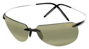 Maui Jim Maui Jim HT527-11 Nakalele Color Black Gunmetal Polarized