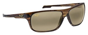 Maui Jim Maui Jim H237-15 Island Time Color Rootbeer Polarized
