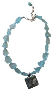 unknown Roman and Sea Glass Necklace