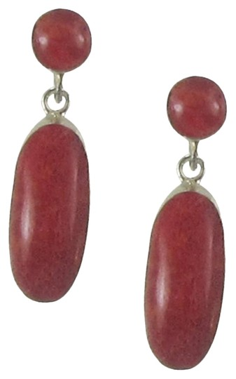 Preload https://item4.tradesy.com/images/island-silversmith-island-silversmith-rich-red-coral-925-sterling-silver-stud-earrings-0401g-free-shipping-1395483-0-1.jpg?width=440&height=440