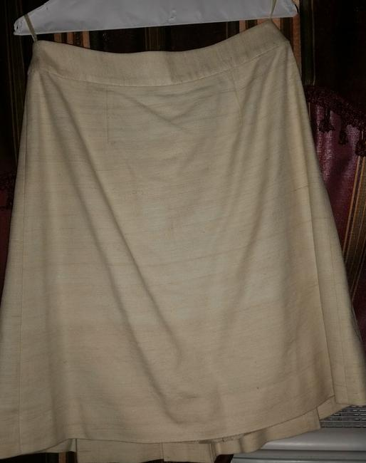 Banana Republic Skirt beige