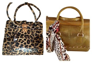 COS Tote in Leopard