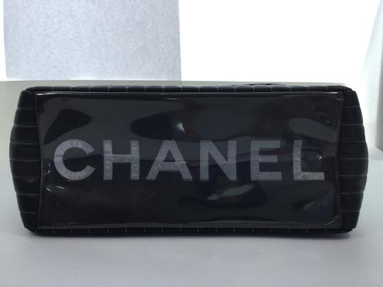 Chanel Mademoiselle Tote in Black