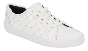 Rebecca Minkoff Sneakers Leather Studded White Athletic