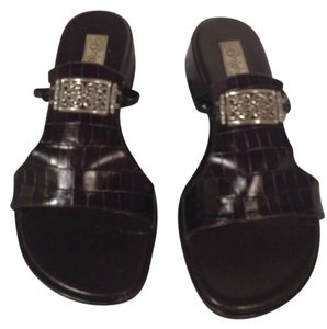 Brighton Chocolate Brown Sandals