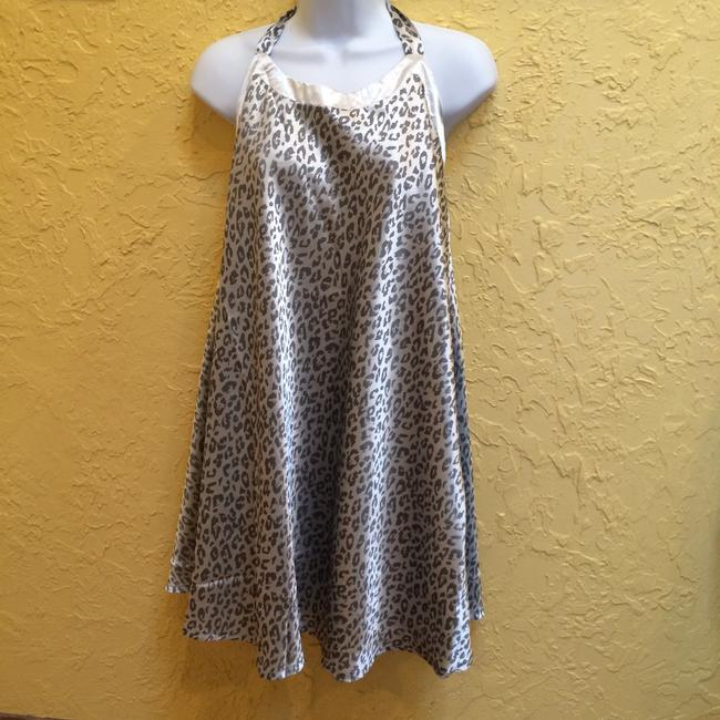 Tulle Cheetah Trapeze Dress