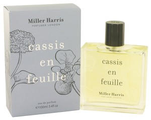 Miller Harris CASSIS EN FEUILLE by MILLER HARRIS ~ Women's Eau de Parfum Spray 3.4 oz