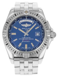 Breitling Breitling Galactic 44 A45320B9/C902-375A Steel Automatic Watch (12527)