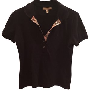 Burberry London T Shirt Black