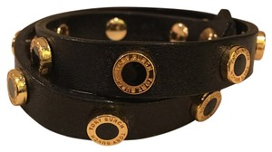 Tory Burch Tory Burch Cole Enamel Double Wrap Bracelet