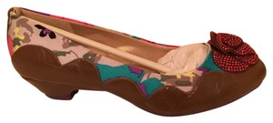 Poetic License chestnut Pumps