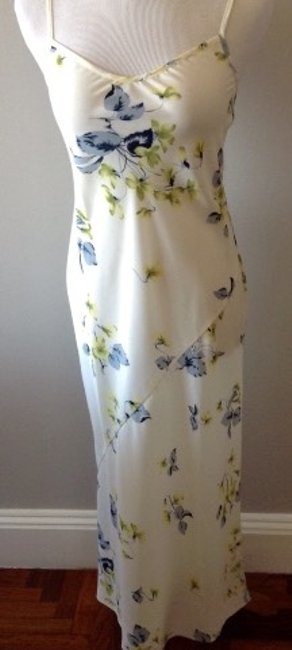 BCBGMAXAZRIA Bias Cut Slip Sheath Silk 2 Piece Dress Image 4