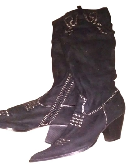 Other Cow Boy Texas Winter black Boots