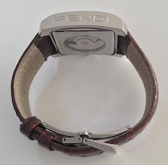 Fendi Fendi UNISEX Statement Watch with Box and Papers EUC