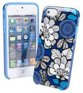 Vera Bradley New! Vera Bradley Hybrid Hardcase for iPhone 5/5s Blue Bayou