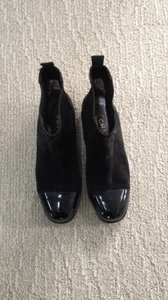 Chanel black Boots