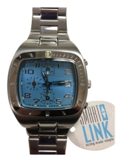 Fossil NWT Fossil Watch - Blue Chronograph Square