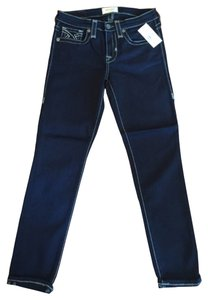 Big Star Capri/Cropped Denim-Medium Wash