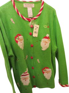 Tiara International Ugly Christmas Sweater