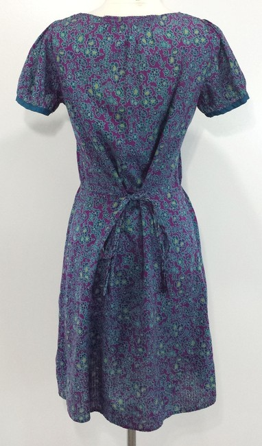 Marc by Marc Jacobs short dress Purple/Blue Cotton on Tradesy