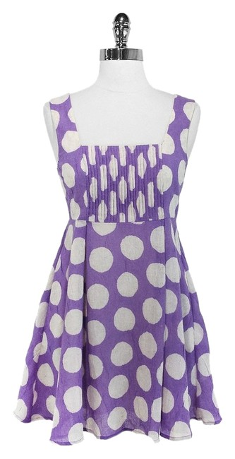 Alice + Olivia short dress Polka Dot on Tradesy