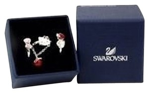 Swarovski Brand New In Box Swarovski Limited Edition Hello Kitty 3 Ring Set