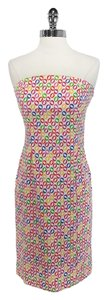 Diane von Furstenberg short dress Cotton on Tradesy