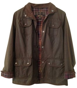 Barbour Olive Jacket