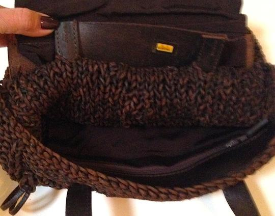Chanel Woven Leather Tote Collectible Vintage Shoulder Bag
