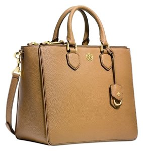 58172269e126 Tory Burch Robinson Satchels - Up to 70% off at Tradesy